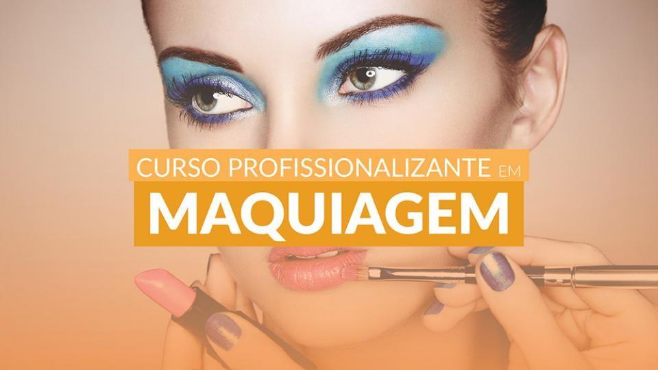 Curso Qualificação Profissional em Maquiagem