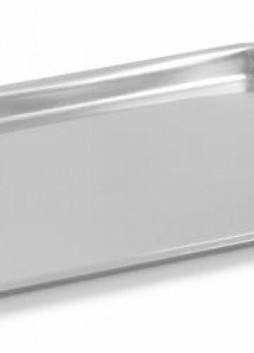 Detalhes do produto Bandeja de Inox 22x17x1,5