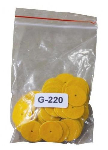 Detalhes do produto Lixa Laminar 220